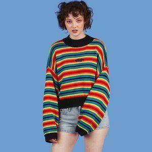 UNIF 'Clarissa' oversized sweater